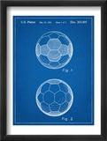 Soccer Ball Patent Reprodukce