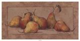 Pear Fresco Posters by Barbara Mock