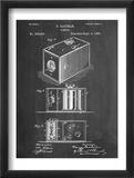 Eastman Vintage Camera Patent Reprodukcje