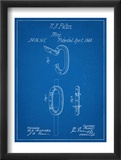 Caribiner Ring Patent Posters