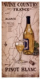 Wine Country III Posters by Janet Kruskamp