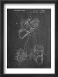 Golf Walking Bag Patent Obrazy
