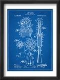 Rocket Patent Plakaty