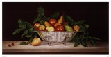 Fruit And Silver Prints by Patrick Farrell