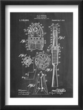 Rocket Patent Prints