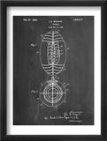 Football Patent 1923 Obrazy