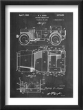 Willy's Jeep Patent Reprodukcje