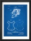 Baby Diaper Patent Plakát
