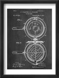 Waffle Iron Patent Sztuka