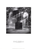 Fountain Print by Chip Forelli