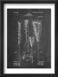 Lacrosse Stick Patent Posters