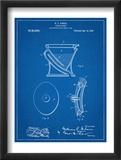 Water Closet Patent Plakaty