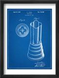 Blender Patent Kitchen Art Print