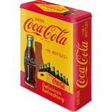 Coca-Cola - In Bottles Yellow Rariteter