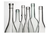 Empty Bottles Prints by Barry Seidman