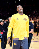 Kobe Bryant 24 Before his Last Game - Los Angeles Lakers vs Utah Jazz, April 13, 2016 Photo by Harry How