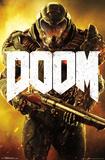 Doom- Marine Posters