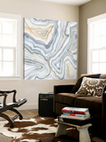 Agate Abstract II Prints by Megan Meagher