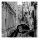 Cinque calli di Venezia 2 Posters by Jeff Pica