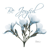 Be Joyful Oleander Prints by Albert Koetsier