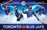 Toronto Blue Jays- 2016 Stars Prints