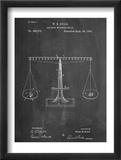 Scales Patent Reprodukcje