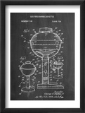 Gas Fired Grill Patent Obrazy