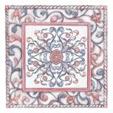 Florentine Rose Quartz & Serenity 2 Prints by Lorraine Rossi