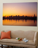 Manhattan Skyline, New York City, USA Posters by Danielle Gali