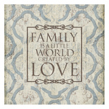 Family Love Posters by Jace Grey
