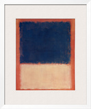 No. 203, c.1954 Print by Mark Rothko