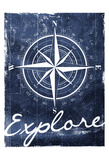 Explore Your Blue Sztuka autor Jace Grey
