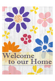 Bright Day Flower Posters by Kimberly Allen