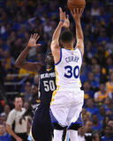 Stephen Curry 30 - Golden State Warriors vs Memphis Grizzlies, April 13, 2016 Foto af Thearon W. Henderson