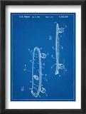 Skateboard Patent 1980 Obrazy