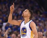 Stephen Curry 30 - Golden State Warriors vs Memphis Grizzlies, April 13, 2016 Photographie par Thearon W. Henderson