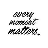 Every Moment Print by Cynthia Alvarez