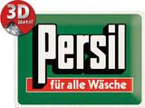 Persil - Für alle Wäsche Blechschild