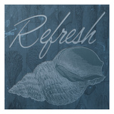 Refreshing Shell Poster autor Jace Grey