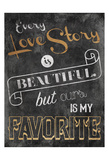 Love Story Posters by Jace Grey