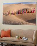 Desert Walk Posters by Art Wolfe