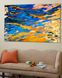 Venetian Water Colors 3 Prints by Dee Smart