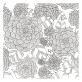 Wild Hydrangeas Less Prints by Pam Varacek