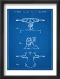 Skateboard Trucks Patent Reprodukce