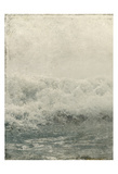 Ocean Waves 1 Poster by Kimberly Allen