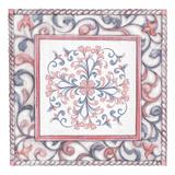Florentine Rose Quartz & Serenity 3 Poster by Lorraine Rossi