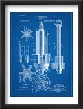 Drill Tool Patent Plakát