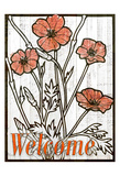 Welcome Poppies Posters by Kimberly Allen