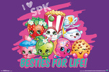 Shopkins- Besties For Life Prints