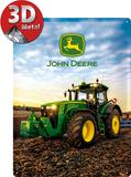 John Deere Photo Modell 8370 R Blikskilt